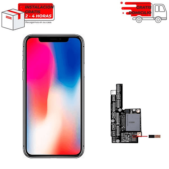 Ic Touch Iphone X