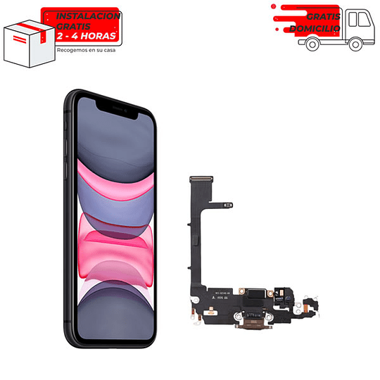 Flex de Carga Iphone 11