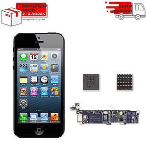Ic Touch Iphone 5 -5s -5c