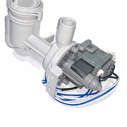 Motor Bomba Agua Lavadora  Haceb Original AS 520/540/550/560