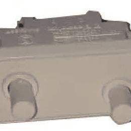 Interruptor Doble Nevera Refrigerador Electrolux Modelo DF48 CR0091238