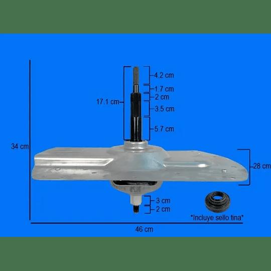Transmision Flotador Mabe GE Centrales Easy CR449635