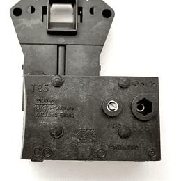 Interruptor Lavadora Mabe centrtales GE T85 Tipo 626 -Mabe SuperCapacidad Bloqueador Tapa Switch