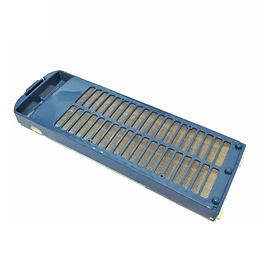 Filtro Atrapamotas Gris Blanco Lavadora Samsung DC97-00252J CR440354   repuestos para lavarropa