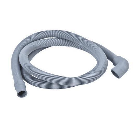 Manguera Desague con Codo 2,50 mtrs Universal Lavadora CR440025     Repuestos para Lavadora