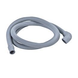 Manguera Desague con Codo 2,50 mtrs Universal Lavadora CR440025   | Repuestos para Lavadora