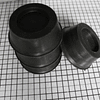 Bases Negras Universal Lavadora Pack 4 Unid CR440634 | Repuestos para lavadora