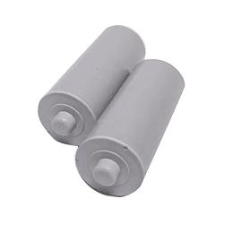Juego de rodillos plato mediano Generico Lavadora Samsung CR440314  | Repuestos para Lavadora
