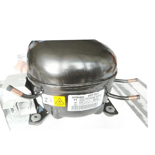 Unidad 1 HP Gas R600 Nevera Embraco EM2Y70CLC CR441570