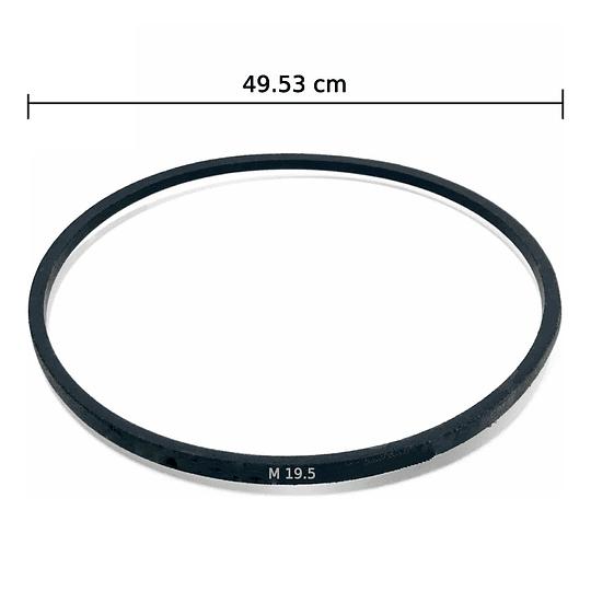 Correa M 19,5 Cando Lavadora CR440125    Repuestos para lavadora