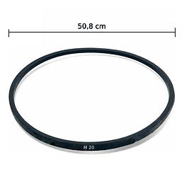 Correa M 20 Cando Lavadora 54 cm Genérico CR440127  | Repuestos para lavadora