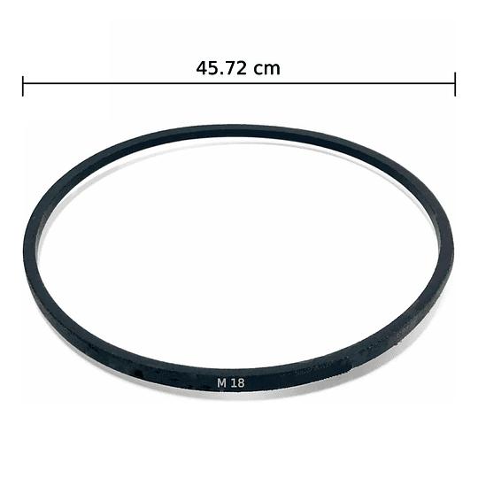 Correa M 18 Lavadora CR440691   | Repuestos para lavadora