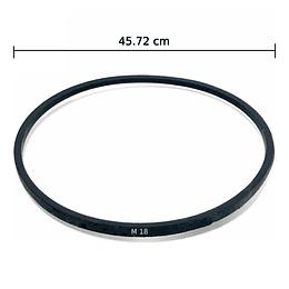 Correa M 18 Lavadora CR440691     Repuestos para lavadora