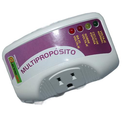 Protector de Voltaje Universal Lavadora Electronet CR440711