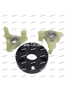 Acople para motor Lavadora Whirlpool CRW200097 285753A