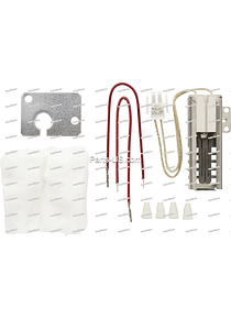 Encendedor de Horno de estilo plano Estufa Whirlpool CRW200126 12400035