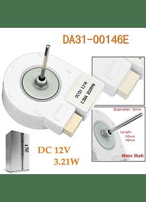 Motor Ventilador Nevera Samsung DA31-00146E
