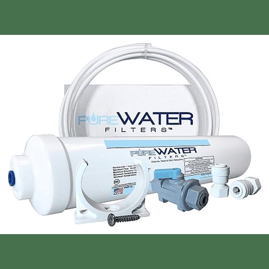 Kit Filtro De Agua Exterior Para Nevecon Samsung PWRFK-4 CR440794