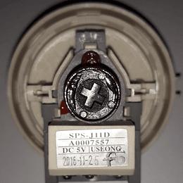 Presostato Interruptor Nivel De Agua 3 Terminales Lavadora Electrolux CR441068