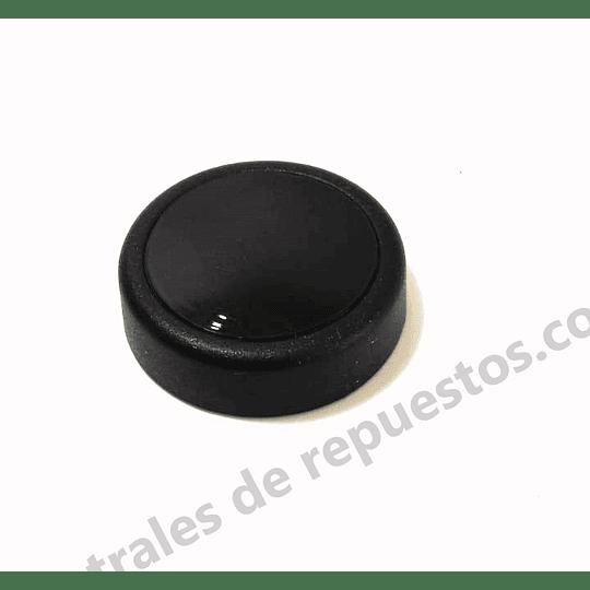 Botón Negro Tornillo Lavadora Whirlpool WP3364290 CR440099