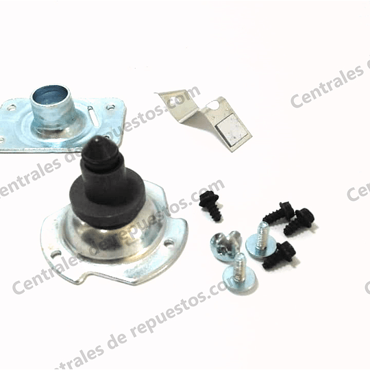 Kit Rodamiento De Tambor Trasero Secadora General Electric WE25M40 CR440813