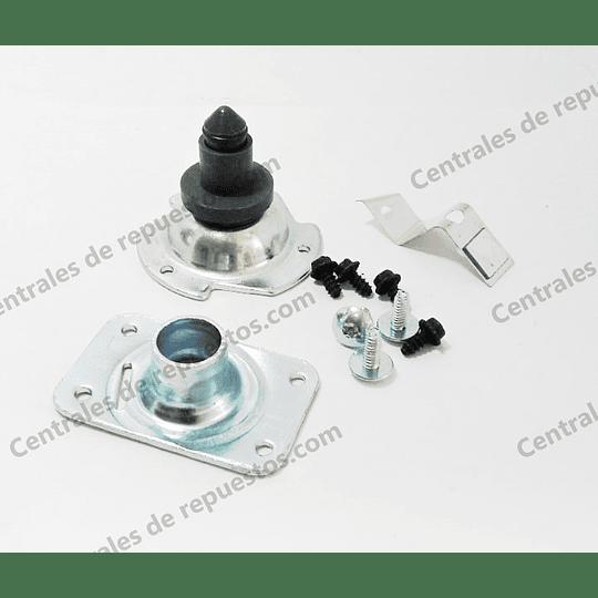 Kit Rodamiento De Tambor Trasero Secadora General Electric WE25M40 CR440813