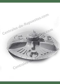 Agitador Mediano 3 Mariposas Lavadora LG CR440779
