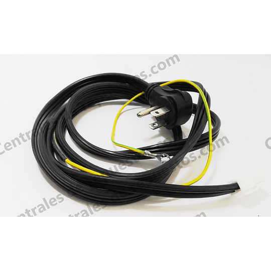 Cable de Poder Lavadora Mabe Centrales 189D3208P002 CR440621