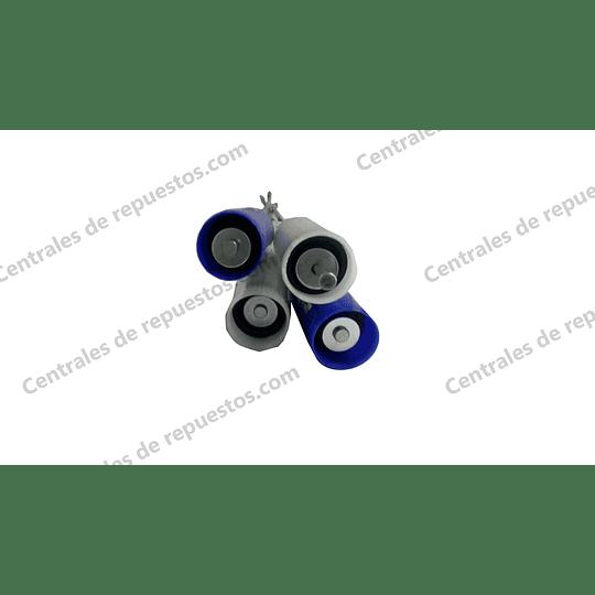 Varillas de Suspensión Blanco Azul Rey Lavadora Electrolux CR441108