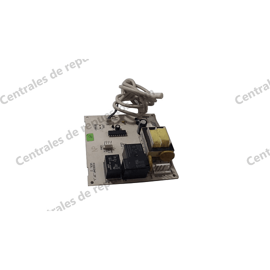 Tarjeta Electronica Nevera Mabe 200D4894G005 CR441206 / Descontinuado