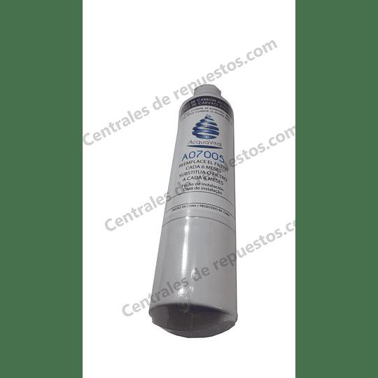Filtro de Agua Interno  Nevera Samsung A07005 CR440515