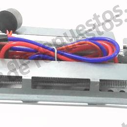 Resistencia De Vidrio Doble con Bimetalico Nevera SH309 CR441184