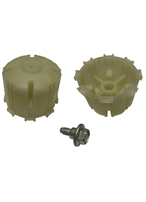 Acople Agitador Lavadora Whirlpool CRG1196 WH8457