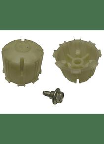 Acople Agitador Lavadora Centrales CRG1272 CRC21457