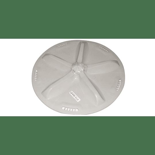 Agitador Gris Generico de 35 Cm Aprox. Lavadora Electrolux CR440720