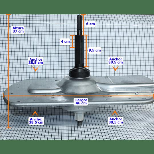 Transmision Aquasaver Lavadora Mabe 189D5404G002 CR440210