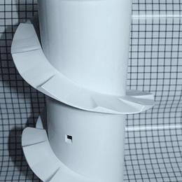 Agitador Original Doble Acción Parte Superior Lavadora Whirlpool WP3363003 CR440605