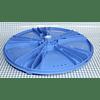 Agitador Plano Azul Generico Lavadora Electrolux Buje salido 12138000006417 CR441088 | Repuestos para Lavadora
