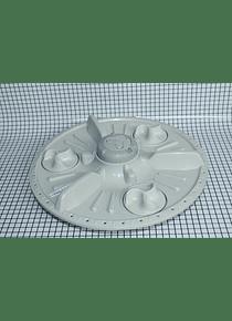 Agitador Plano Pequeño 3 Mariposas Lavadora LG CR440553