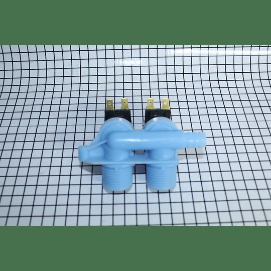 Válvula de Agua Original 4 terminales Lavadora Whirlpool Americana 285805 CR440474