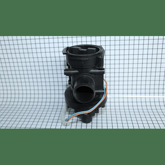 Bomba De Agua 2 Bocas 30W Lavadora LG CR440648