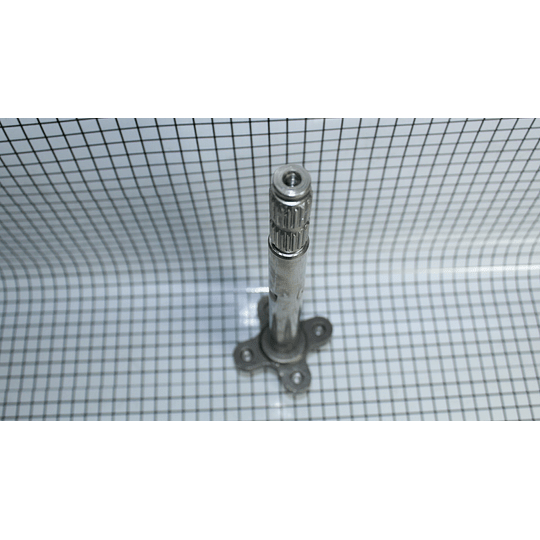 Eje Lavadora Whirlpool Brasilera CR440194
