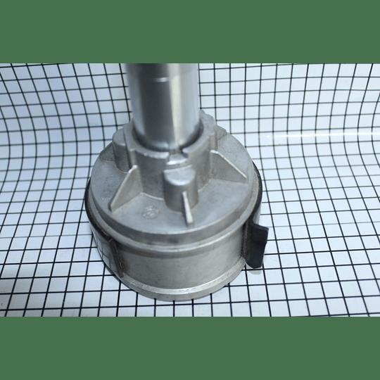 Conjunto Caña y Tapa Transmision Catraca Lavadora Electrolux CR441325