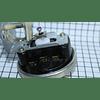 Presostato Metálico 3 Golpes 3 Niveles Lavadora Whirlpool CR440276