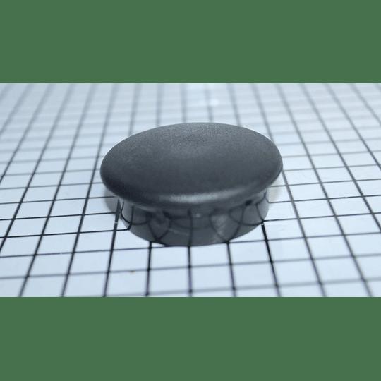 Botón Negro Lavadora Centrales CR440094  | Repuestos para lavadora