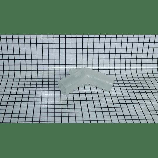 Manguera Codo Lavadora Centrales Antigua CR440373  | Repuestos para lavadora