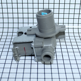 Electroválvula Agua Fría Original Lavadora Samsung  8300624214 CR440445