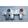 Electroválvula 3 Vias Lavadora LG CR440441