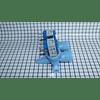 Electrovalvula Doble 4 Terminales Lavadora Mabe Olimpia CR440361