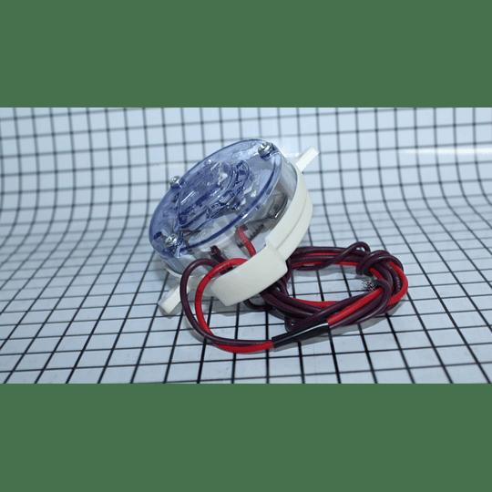 Timer Para 2 Tinas W0003 Lavadora-Secadora Abba CR440655 | Repuestos para Lavadora